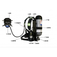 8折特卖天盾正压式空气呼吸器