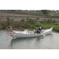 成都木船厂直销欧式木船 贡多拉船婚纱摄影道具船 服务类船出售