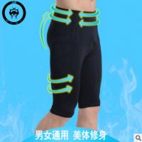 出口日本跑步健身裤外贸原单跑步裤厂家直销定制五分裤男特价