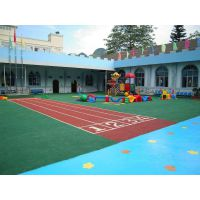 济南幼儿园塑胶跑道施工厂家塑胶跑道新标准