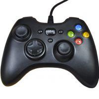[EJ-10]深圳工厂私模Xbox360外观PC电脑USB单打双震动游戏手柄