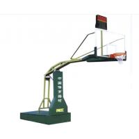 手动液压篮球架参数-手动液压篮球架价格-沧州博翔篮球架直销
