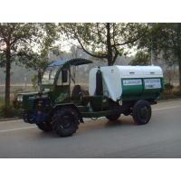 厂家直销湖南特种乡镇用盘式拖拉机垃圾车小型环卫垃圾清运车性价比高