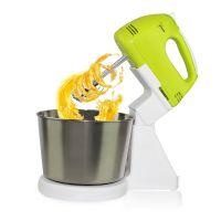 打蛋器电动 迷你大功率家用手持台式带桶和面烘培搅拌批发小家电