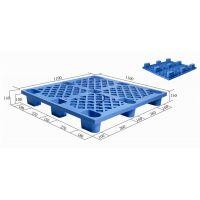 自动化立体库专用塑料托盘-1111九脚网格托盘