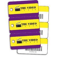 厂家供应定做PVC条码卡 子母卡 超市会员卡 磁卡 VIP贵宾卡