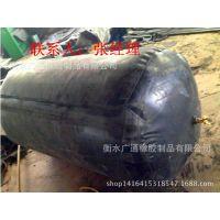 橡胶水堵管道封堵器橡胶堵水气囊闭水试验管道堵塞器800mm*1.2米