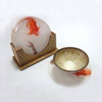 杭州工厂亚克力彩印餐垫 厂家供应有机玻璃丝印彩印桌垫