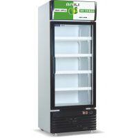 超市饮料柜 立式单门保鲜冷藏柜 商用展示柜 啤酒水果茶叶冷藏柜