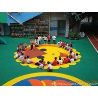 幼儿园塑胶操场施工厂家,上海兴骏体育设施工程有限公司