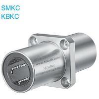 NB加长版树脂保持架直线轴承SMKC35GUU中间方法兰系列