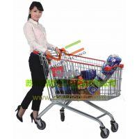 超市购物车,商场手推车,欧式购物车批发