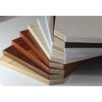 广东佛山建一百多层实木免漆环保耐磨衣柜橱柜板厂家