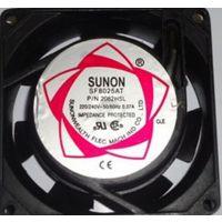 SF8025AT建准SUNON 8025 220V含油铜线8CM散热风扇