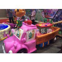 童泺风娱乐机城堡沙桌 豪华游艺手工制作DIY玩具玻璃钢太空沙桌儿童乐园