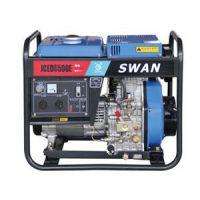 8kw等功率柴油发电机、6.5kw风冷柴油发电机、柴油发电电焊机