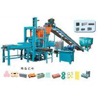 坚石水泥垫块机K15向绿色体系发展