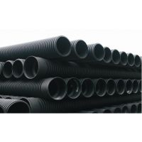 天卓HDPE双壁波纹管排水管 S2≥8KN/M2口径200~800mm规格齐全