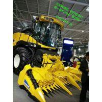 临安自走玉米秸秆青贮机 秸秆青贮收获机 县挂式青贮割台 青贮型
