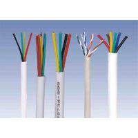 供应绿宝牌RVVP紫铜导体细铜丝屏蔽PVC绝缘护套软电缆 绿宝电缆销售