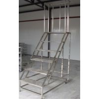 天津供应不锈钢架子 不锈钢架子规格 可移动货架