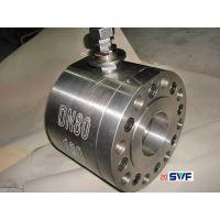 Q41F-600LB高压锻钢球阀,三维阀门,不锈钢锻钢高压球阀