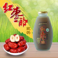 红枣醋 韩国进口饮料 进口果汁饮料 河南苹果醋厂家 饮料厂家