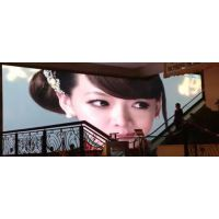 重庆市荣昌区广场P8户外全彩LED高清防水超大显示屏