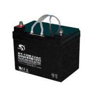 全新包装赛特蓄电池BT-12M33AC