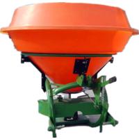 大成牌牧草种子撒播机 农用悬挂式后置施肥机