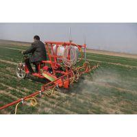 大成牌农用三轮折叠喷雾器 自走式分段三轮打药车