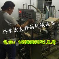 全自动仿手工豆腐皮机器,大型仿手工豆腐皮机