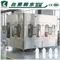 全自动矿泉水三合一灌装生产线 优质矿泉水生产设备