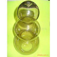 彩色玻璃球,人工吹制高硼硅灯罩,展览厅用装璜装修用品