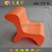 【高档品质】便携式儿童塑料餐椅 卧室凳子 多功能儿童靠椅批发