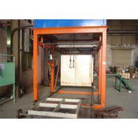 金力泰圆筒型柜型立体式铝材产品快速固溶淬火工业炉