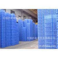 无锡厂家供应 塑料周转盆 可加工定制 轻型绿色