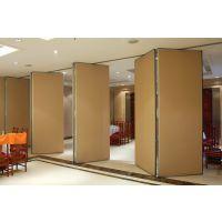直销泰安宴会厅场所超高型移动屏风,活动隔断专业安装