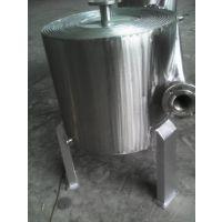 供应优质无锡博珂环化230平方不锈钢螺旋板换热器