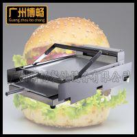 汉堡机商用 肯德基麦当劳汉堡店专用汉堡机烘包机 烤汉堡机