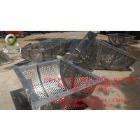 伟一 脱硫吸收塔不锈钢滤网 循环泵入口滤网定制