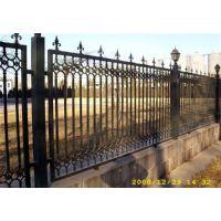 小区护栏、德明护栏、小区锌钢护栏