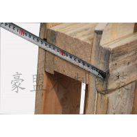 黄岛松木托盘 四面进叉可进手动液压车价格实惠高质量高承重