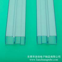 供应连接器真空管 无杂质连接器包装管 抗静电塑料包装管 欢迎来电