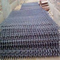供青海海西轧花网和海东黑钢轧花网价格