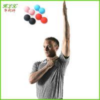 健身用品硅胶按摩球 硅胶健身球运动肌肉放松球 硅胶实用礼品