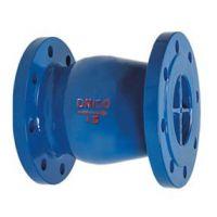 铸钢DRVZ-10/16C DN125 【厂家直销DRVZ静音止回阀 立式静音止回阀 铸铁静音止回