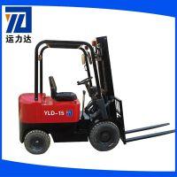厂家供应 安全高效1t节能小型叉车 四轮迷你叉车LDB-15