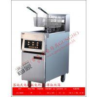 【晋豪】优质商用厨具厂家品牌公司 专注中西厨房设备 电脑板炸炉