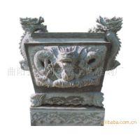 石雕香炉、石鼎雕刻、青石石灯